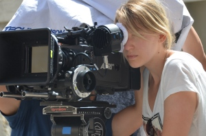 Terre di Cinema 2012 - Students at work
